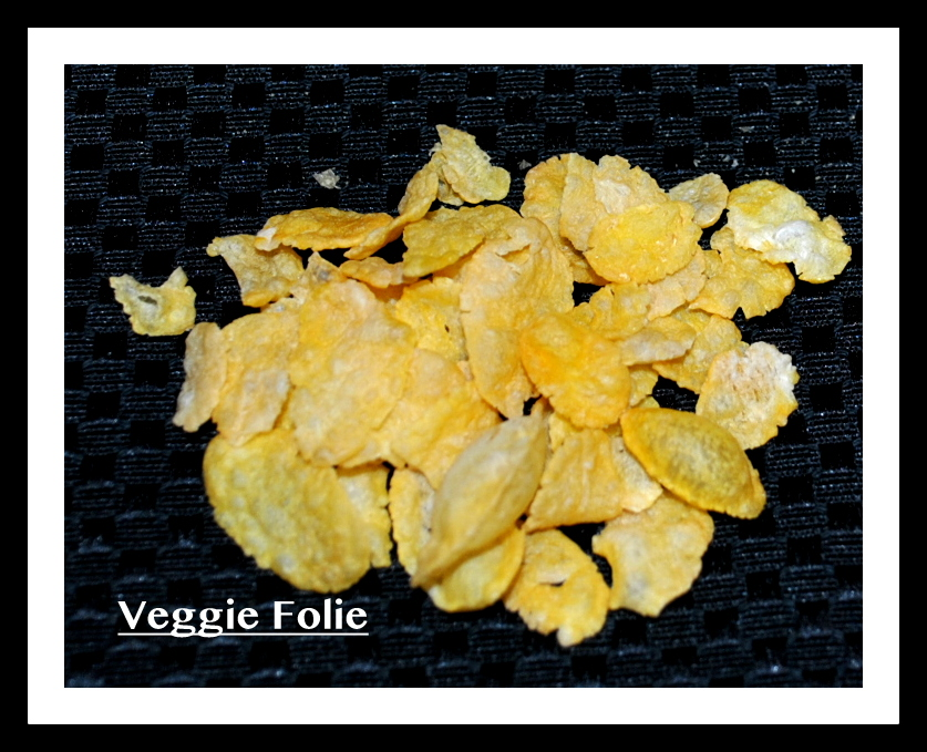 vaigre folie corn flakes jus de pommes bio